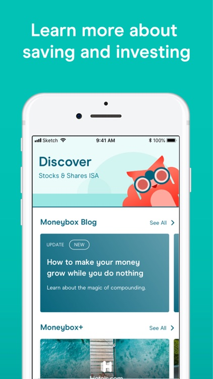 Moneybox - Save and Invest screenshot-9