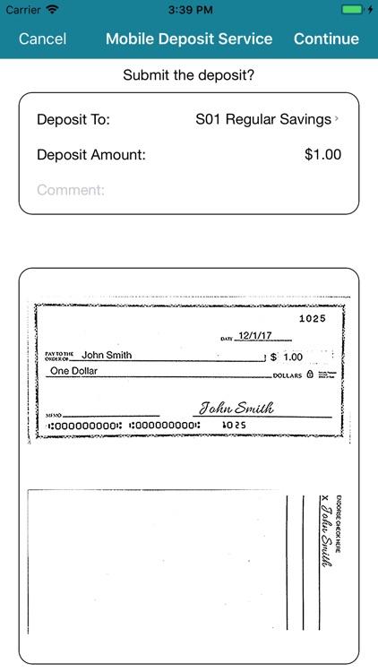 Service 1st Mobile Banking screenshot-6