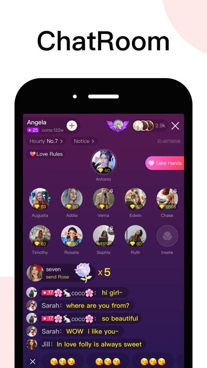 LesPark-Lesbian Chat & Dating screenshot-4