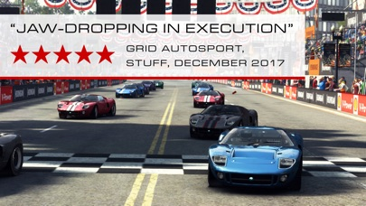 Screenshot for GRID™ Autosport in Czech Republic App Store