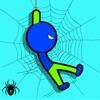 Spider Swing Man Hero