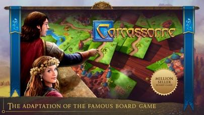 Carcassonne – Tiles & Tactics screenshot 1