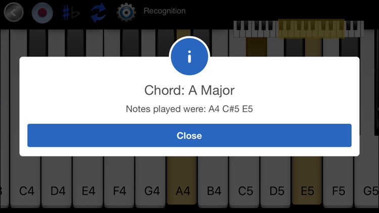 Piano Scales & Chords screenshot-4