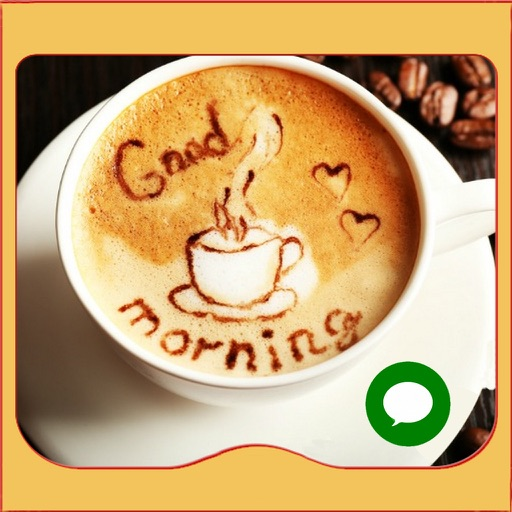 Good Morning Wishes Stickers download