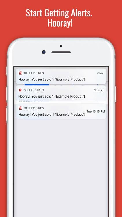 Seller Siren screenshot-4