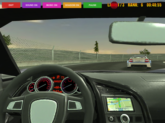 Sport Car Racer 3D screenshot 7