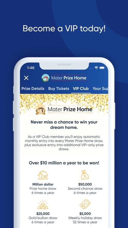 Mater Lotteries screenshot-4