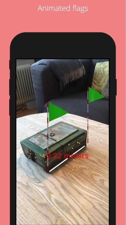 Tape Measure in AR screenshot-6