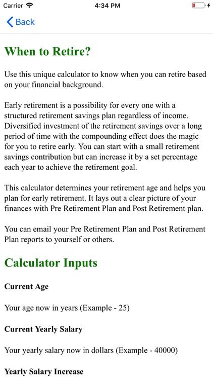 When Can I Retire screenshot-5