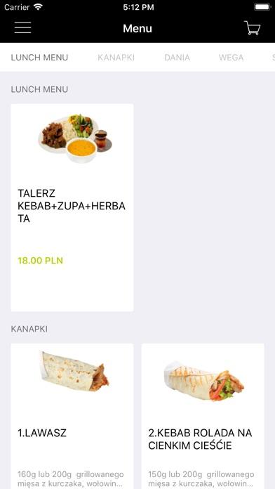 City Kebab screenshot 2