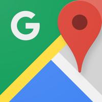 App Icon Google Maps - Transit & Essen