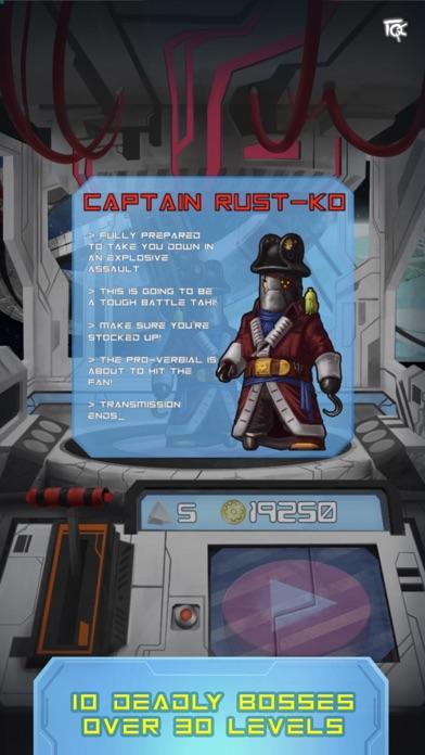 Robot Crusher Battle Ballz screenshot 9