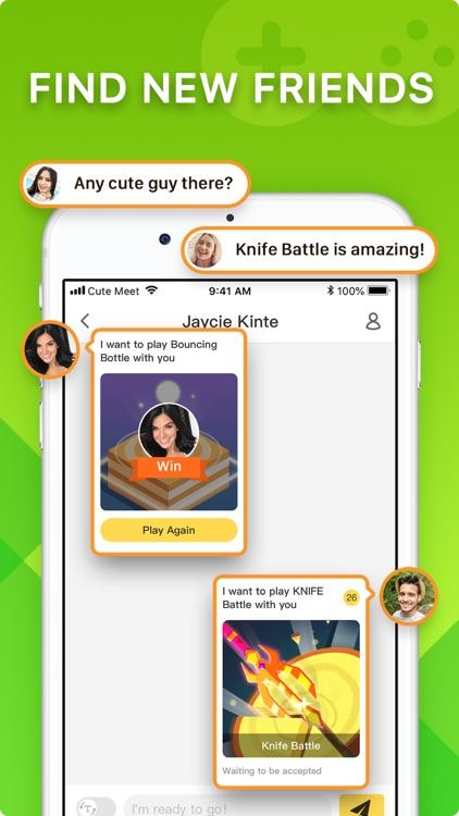 CuteMeet screenshot-5
