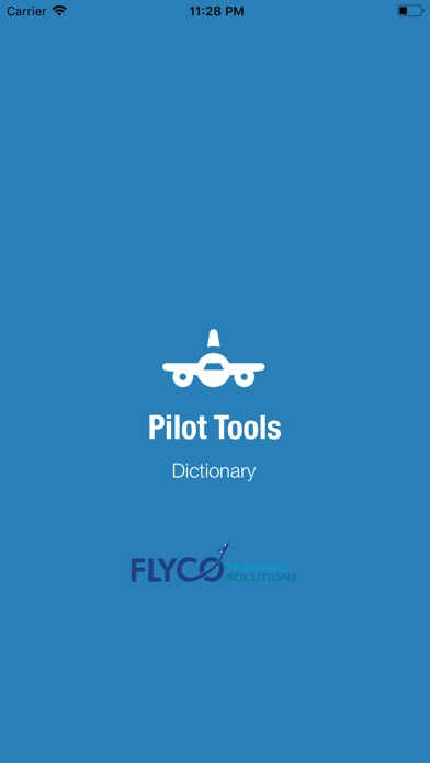 Screenshot for Pilot Dictionary in Korea App Store