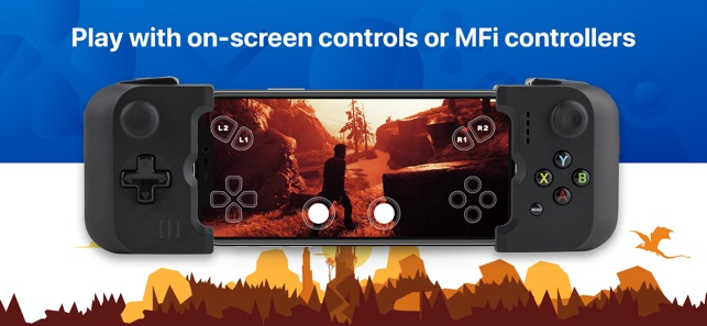 remote play android apk port