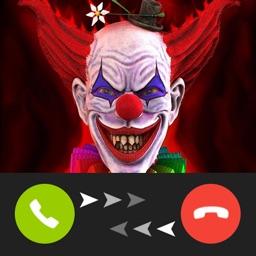 Killer Clown Video Call Game