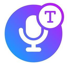Transcribe+ speech to text