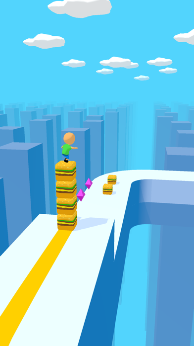 Cube Surfer! for windows pc