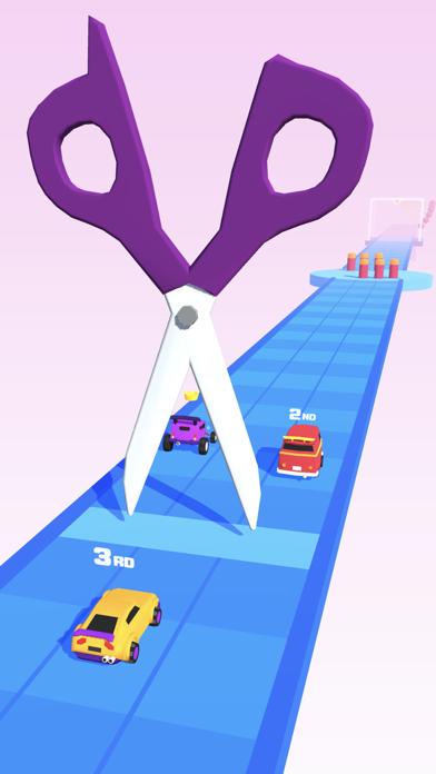 Crazy Race - Smash Cars! screenshot 1