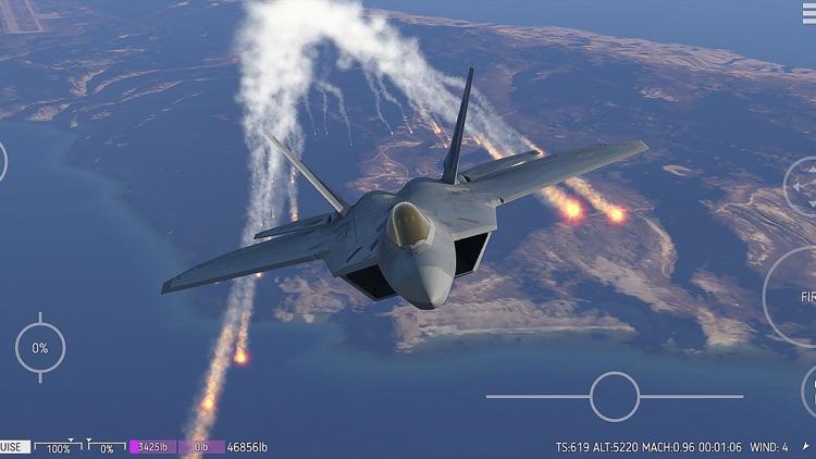Carrier Landing HD screenshot-6