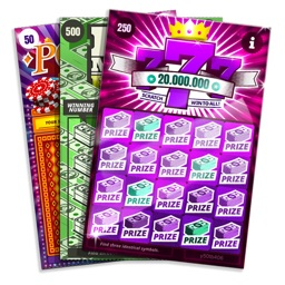 Lottery Scratch Off & Games