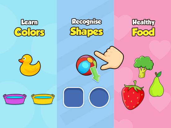 2、3、4 歳の子供向けの15の教育的なベビーゲームのおすすめ画像2