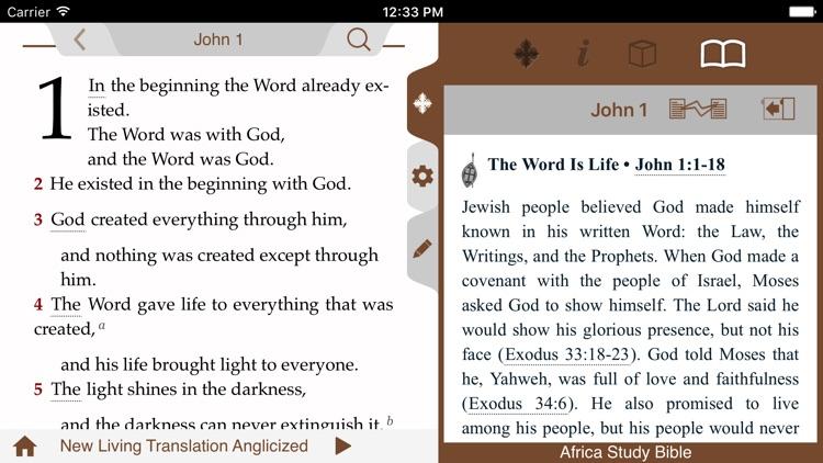 The Africa Study Bible screenshot-3