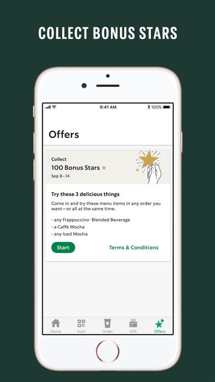 Starbucks screenshot-6