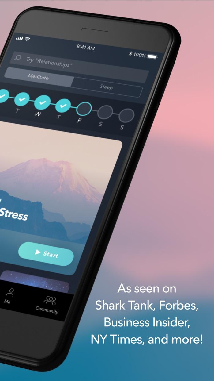Simple Habit - Meditation Screenshot