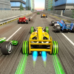 Formula Car Highway Racing 20