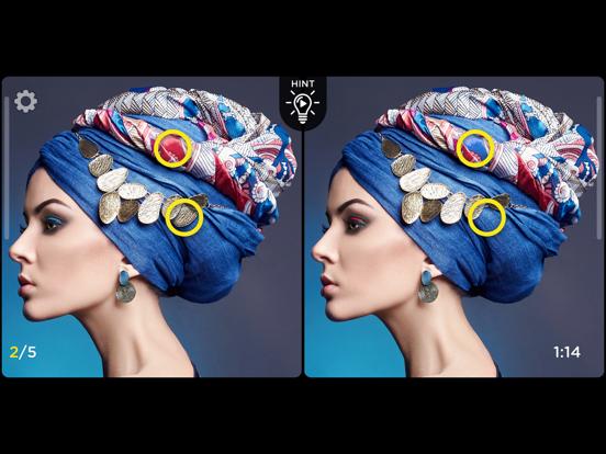 Spot The Difference: Fashion screenshot