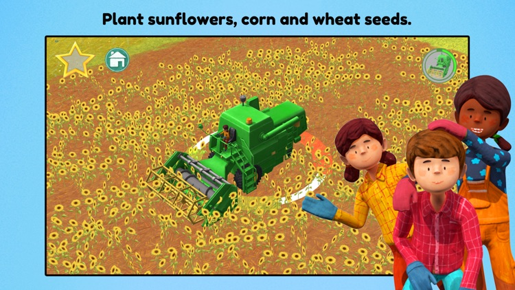 Little Farmers for Kids screenshot-3