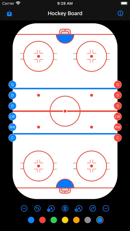 Hockey Board screenshot-5