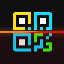QR Code Reader App.