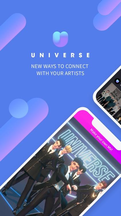 UNIVERSE : Global Fandom App