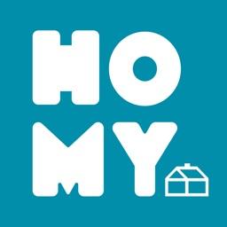 Homy: diseño para todos