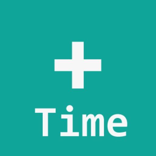 簡単に時間とメモ記録アプリ