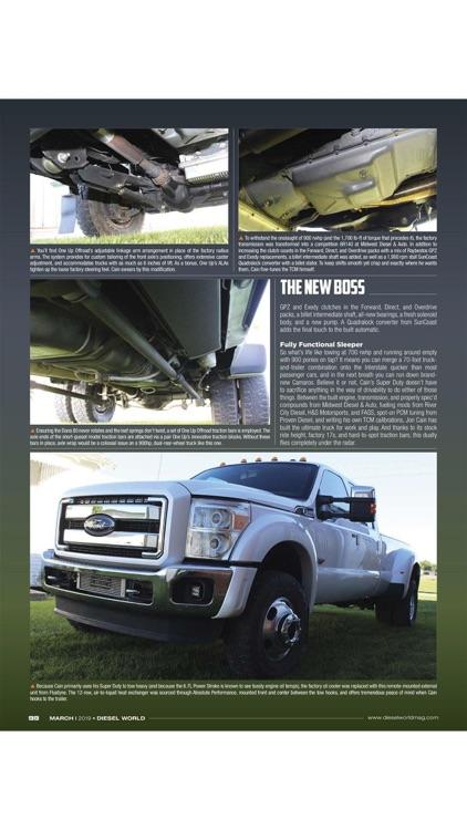 Diesel World screenshot-4