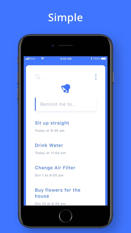 Remindmeto – App screenshot-0