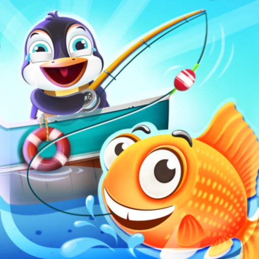 Fishing Games For Kids Happy