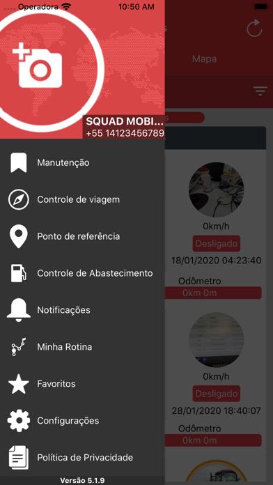 Localize Gestão de Frotas screenshot three