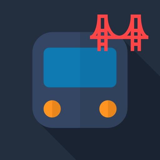 Metro LA - Los Angeles map icon