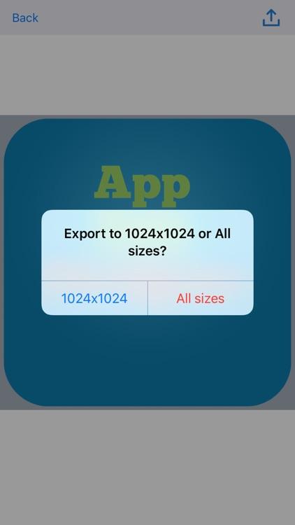 App Icon Designer screenshot-3