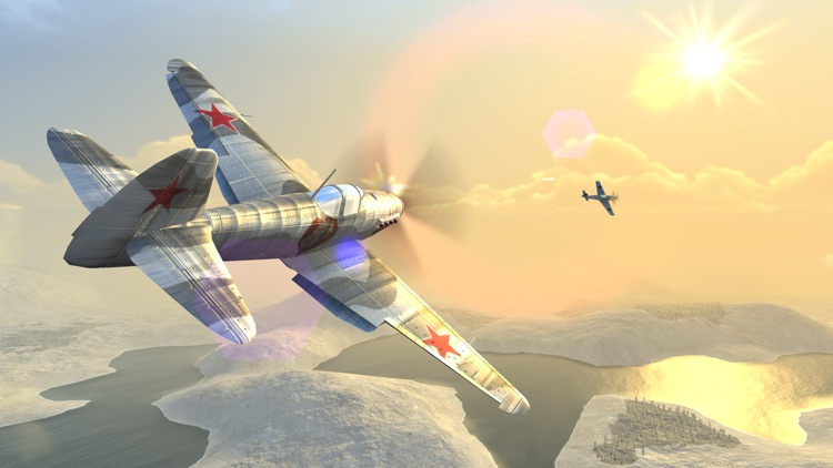 Warplanes: WW2 Dogfight FULL screenshot-6