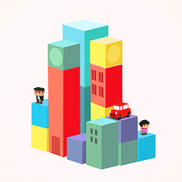 Ícone do app Blox 3D City Creator