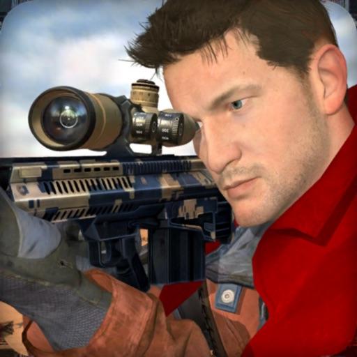 Sniper Man - The War Superhero