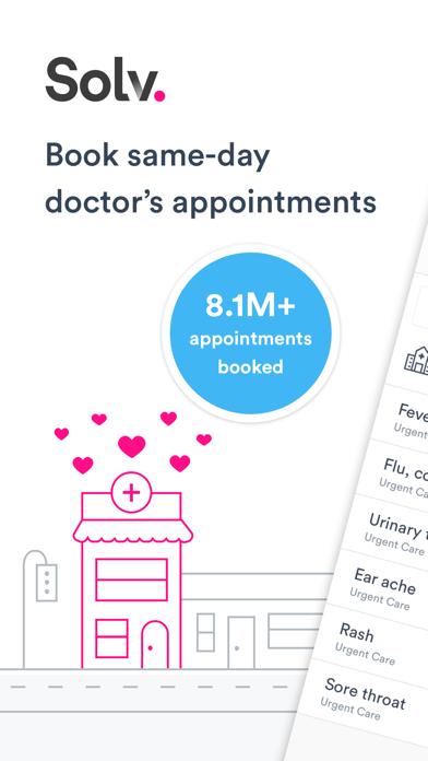 messages.download Solv: Convenient healthcare software