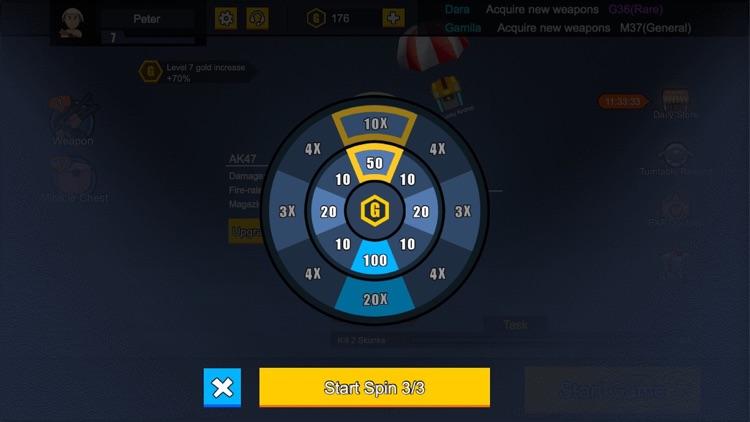 Dual-Role Shoot screenshot-6