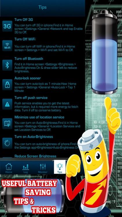 Battery Power Doctor & Booster screenshot-3