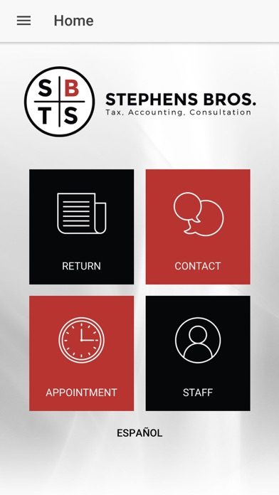 Stephens Bros Tax Service app image